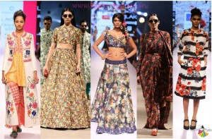LFW-2015-Top-Indian-fashion-Trends-spring-summer-Vintage-florals