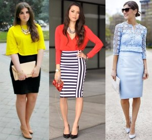 Wedding-Guest-Outfit-with-Pencil-Skirt