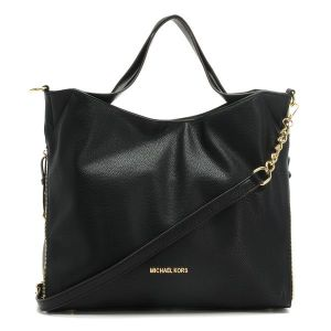 Michael_Kors_Black_Large_Devon_Shoulder_Tote_Gold_MK2014025
